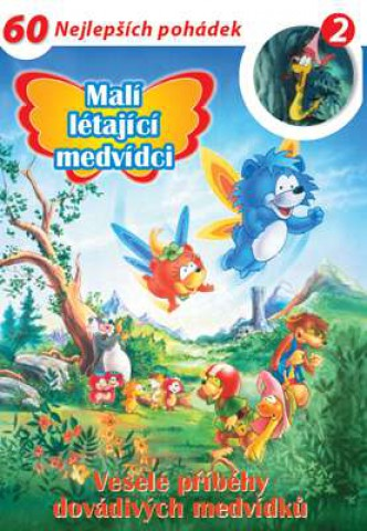 Malí létající medvídci 2 - DVD