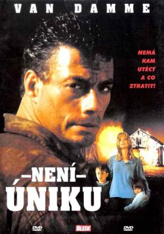 Není úniku (J.C. Van Damme) - DVD