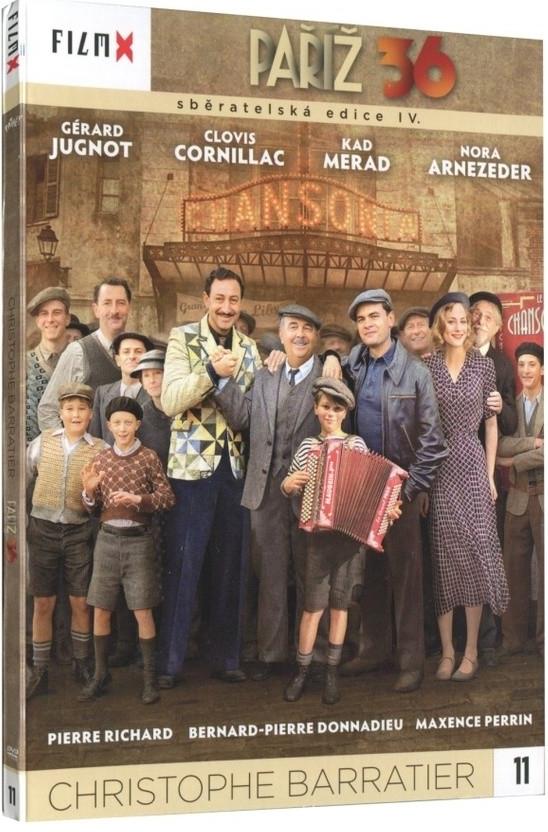 Paříž 36 ( digipack ) DVD