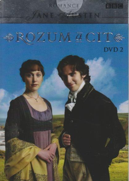 Rozum a cit 2 - DVD
