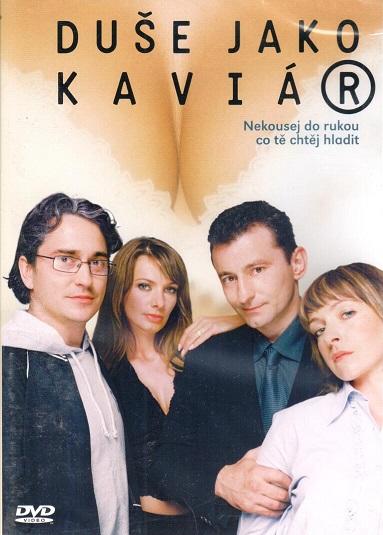 Duše jako kaviár - (Plast) DVD