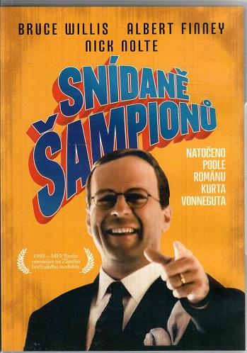 Snídaně šampiónů ( plast ) - DVD