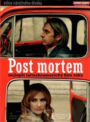 Post mortem ( originální znění s CZ titulky ) - digipack DVD