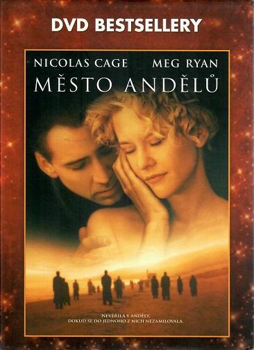 Město andělů ( plast ) - DVD