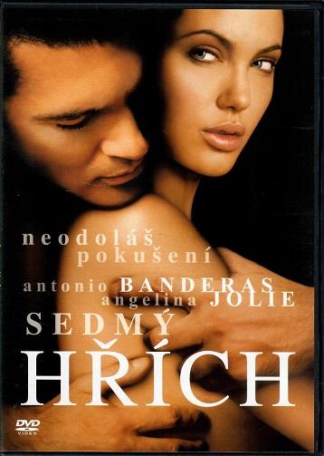 Sedmý hřích ( slim ) - DVD