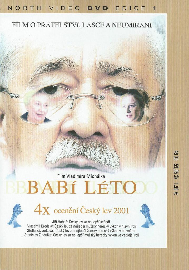 Babí léto - DVD