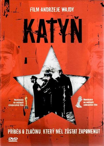 Katyň ( plast ) - DVD