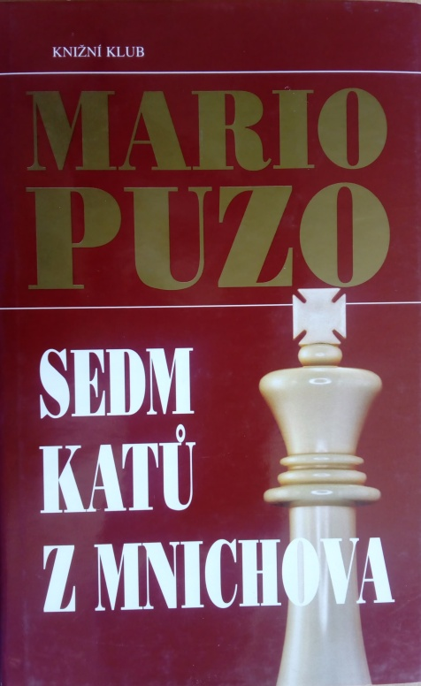 Sedm katů z Mnichova - Mario Puzo (bazarové zboží)