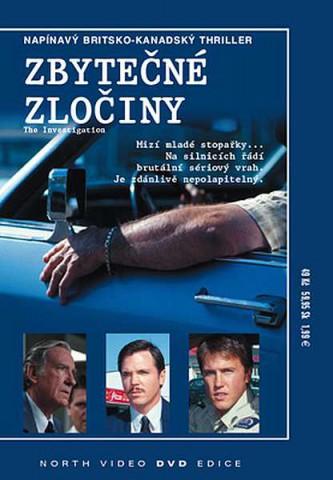 Zbytečné zločiny - DVD
