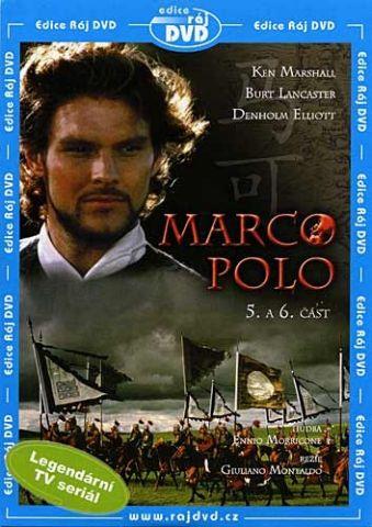 Marco Polo 5. a 6. část - DVD