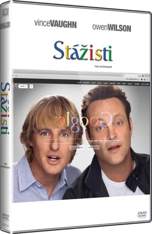 Stážisti - DVD