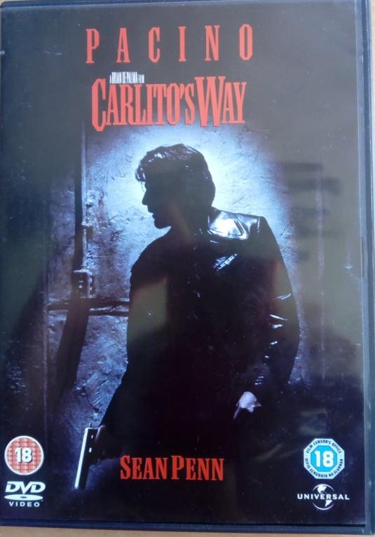 Carlito´s Way (původní znění) DVD