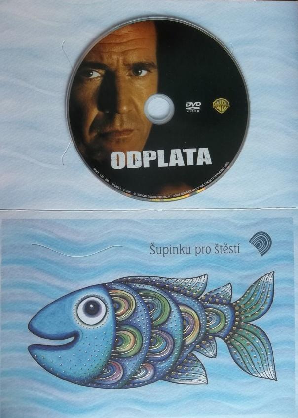 Odplata (dárková obálka) DVD