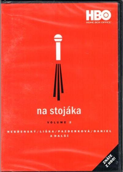 Na stojáka - volume 2 - DVD plast