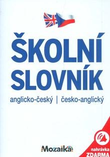 Školní slovník anglicko-český/česko-anglický