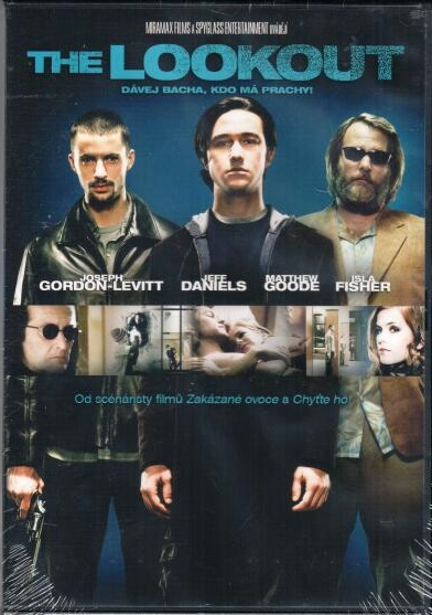 Komplic (The Lookout ) - DVD plast