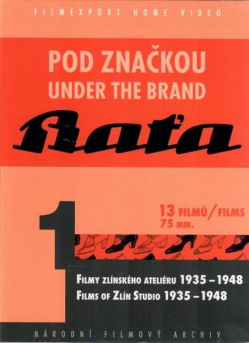 Pod značkou Baťa 1 - digipack DVD