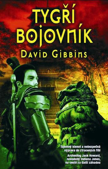 Tygří bojovník - David Gibbins