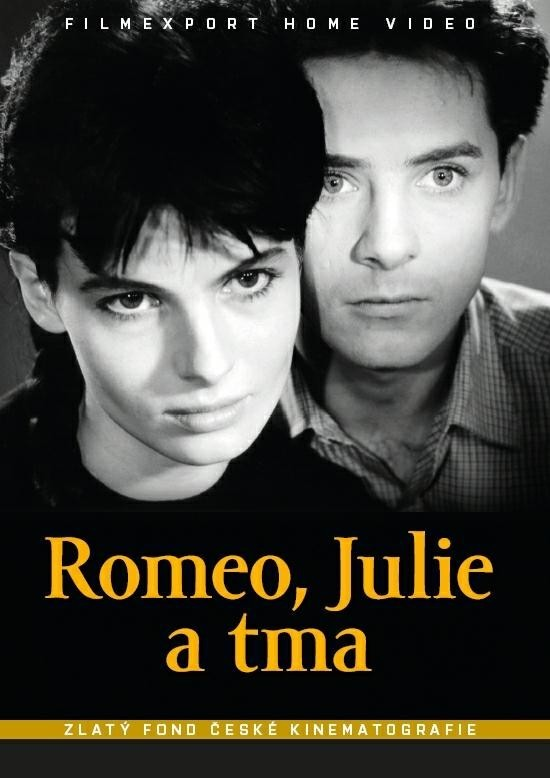 Romeo, Julie a tma DVD BOX