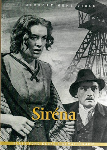 Siréna DVD Box