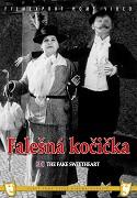Falešná kočička ( 1926 ) - DVD box