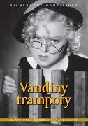Vandiny trampoty - DVD box