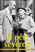 U pěti veverek - DVD box