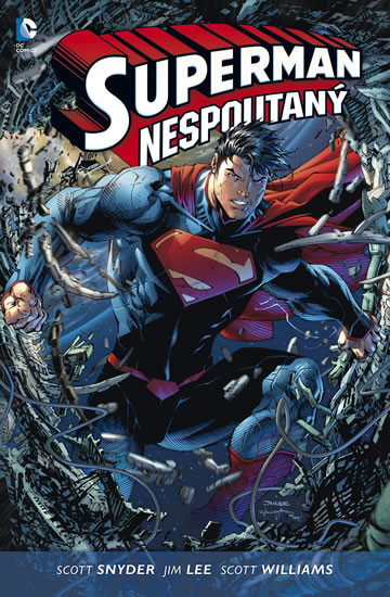 Superman nespoutaný - S.Snyder, J.Lee, S. Williams