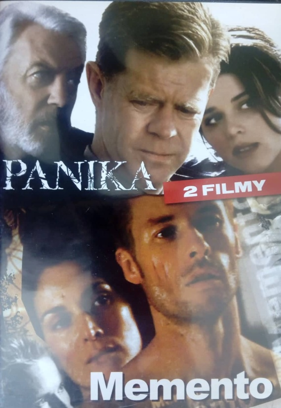 Memento / Panika DVD