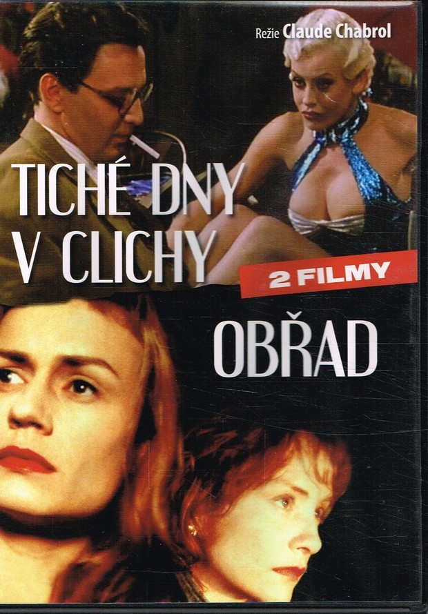 Tiché dny v Clichy / Obřad DVD