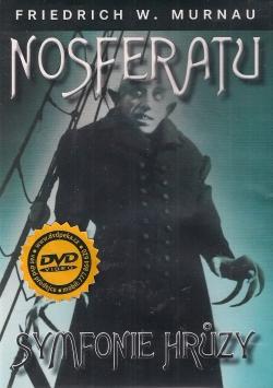 Nosferatu ( originální znění s CZ titulky ) - plast DVD
