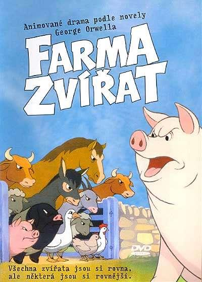 Farma zvířat ( originální znění, titulky CZ ) plast DVD