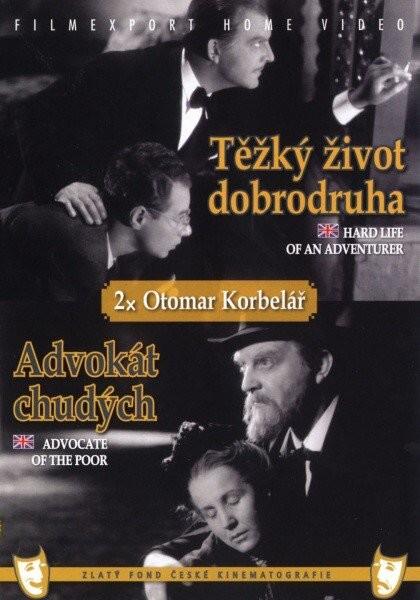 Těžký život dobrodruha / Advokát chudých DVD Box