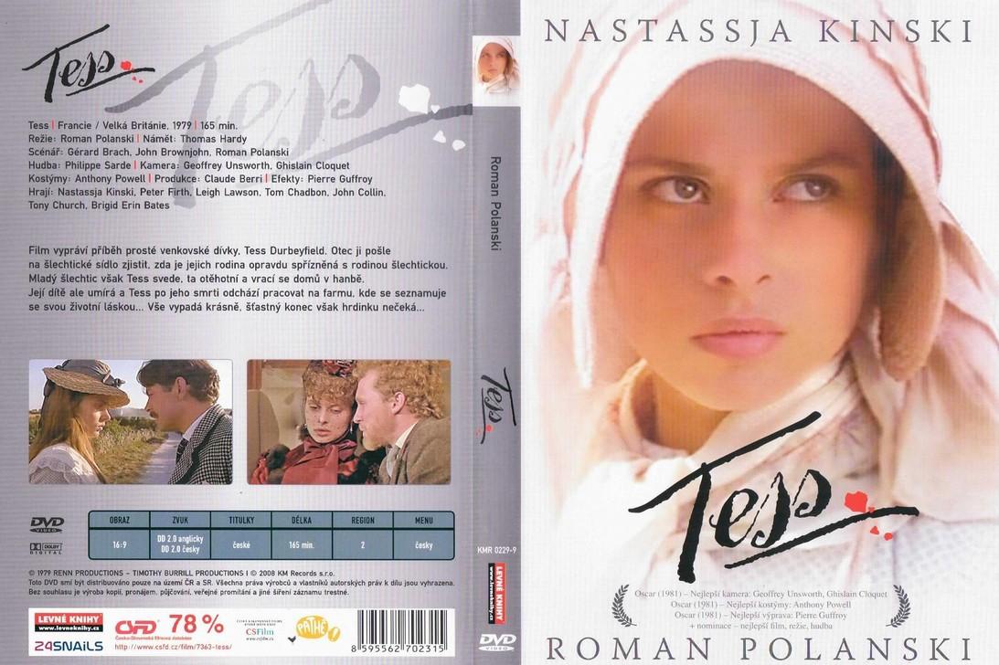 Tess -  DVD plast