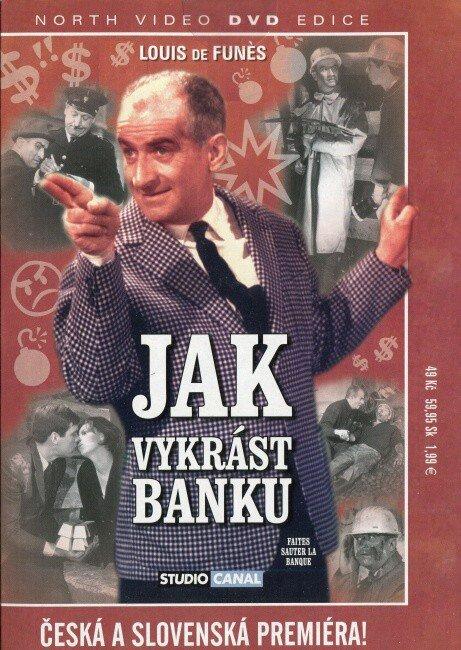 Jak vykrást banku - DVD