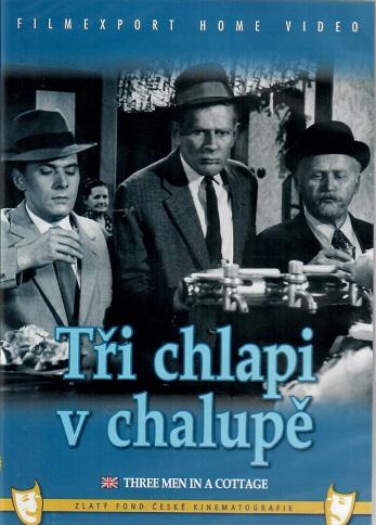 Tři chlapi v chalupě DVD Box