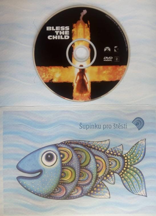 Dotek zla (dárková obálka) DVD
