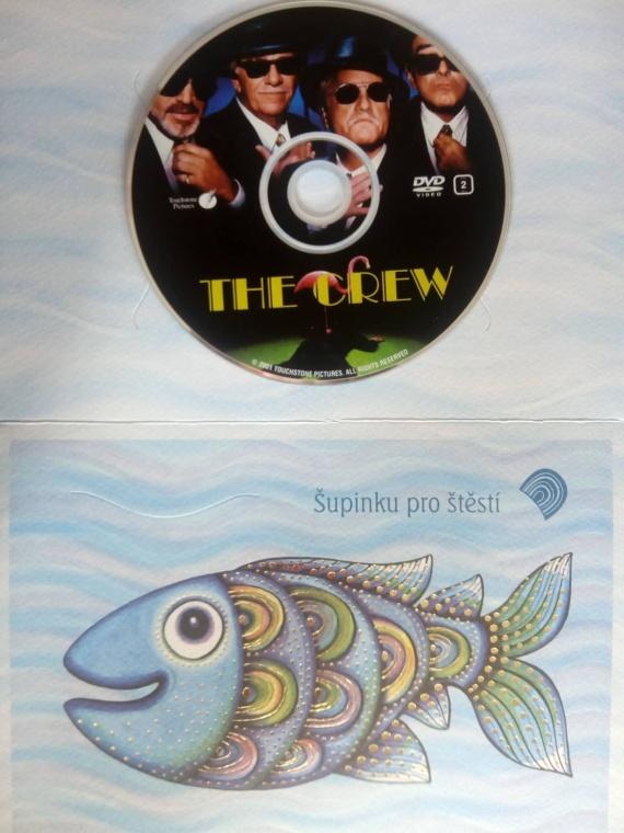 The Crew (Akce Pelikán) (dárková obálka) DVD