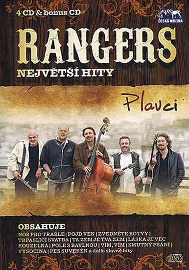 Rangers největší hity 4CD + bonus