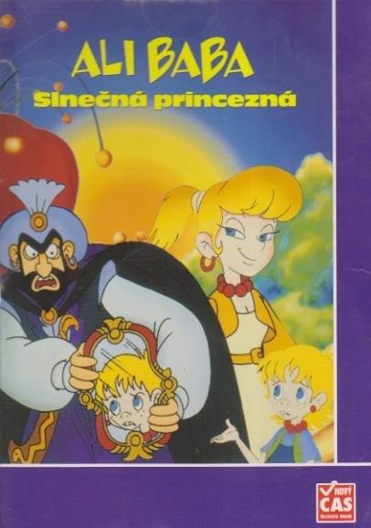 Alibaba a sluneční princezna ( pošetka ) - DVD