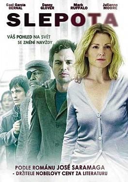 Slepota DVD
