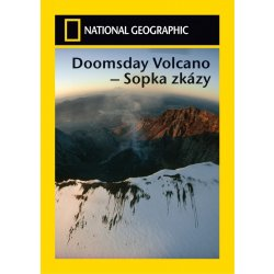 National Geographic: Doomsday Volcano - Sopka zkázy DVD