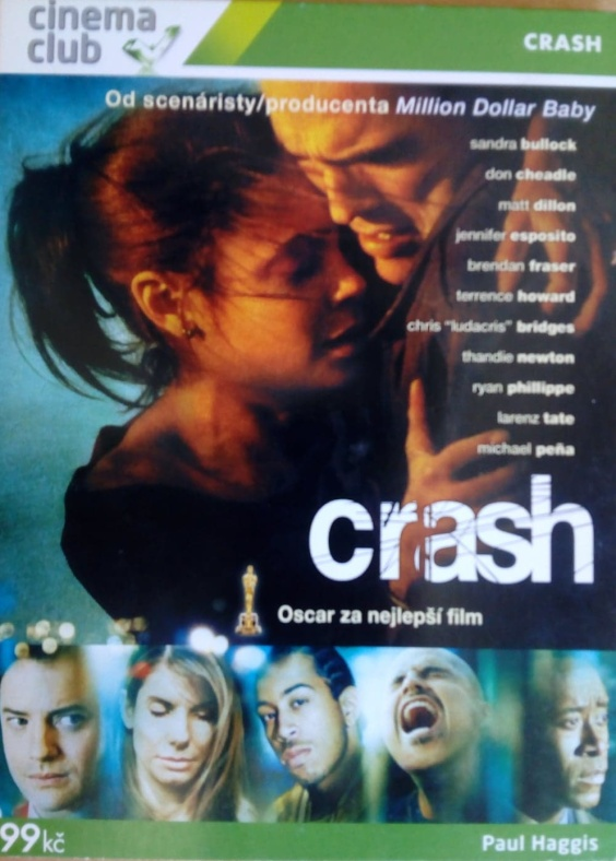 Crash DVD