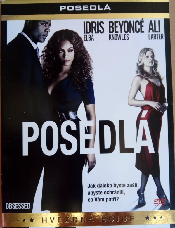 Posedlá DVD