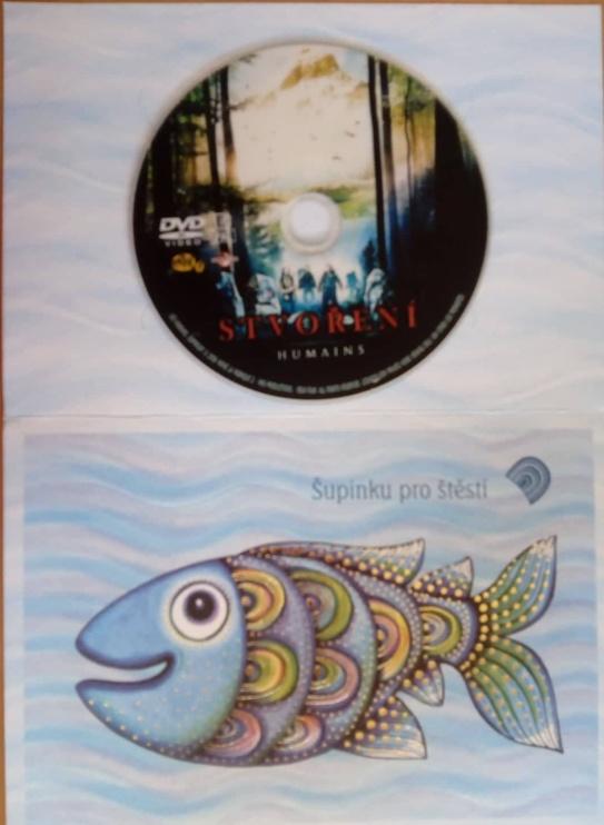 Stvoření (Humains) (dárková obálka) DVD