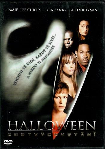 Halloween: zmrtvýchvstání (plast ) - DVD