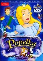 Popelka (plast)-DVD