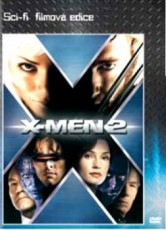 X-men 2 DVD digipack