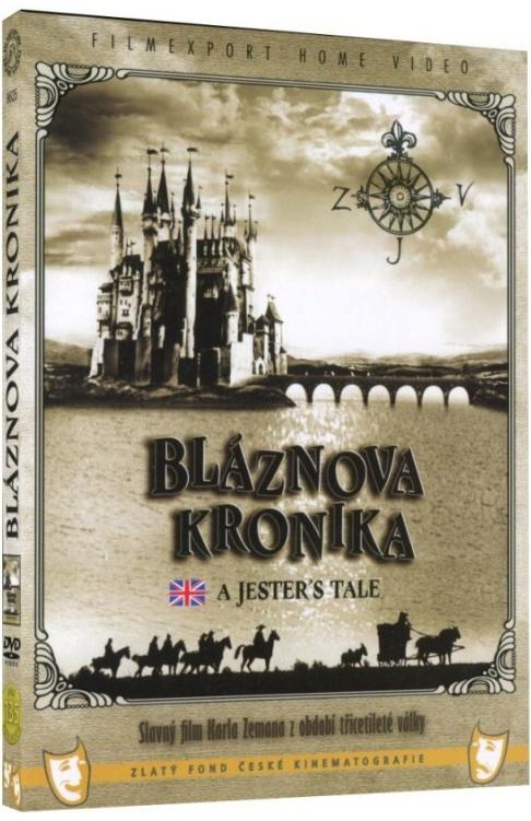 Bláznova kronika - 2x DVD - digipack v šubru