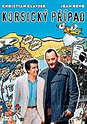 Korsický případ DVD